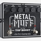 Metal Muff with Top Boost