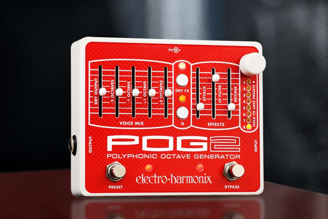 EH POG2 Poly Octave Generator