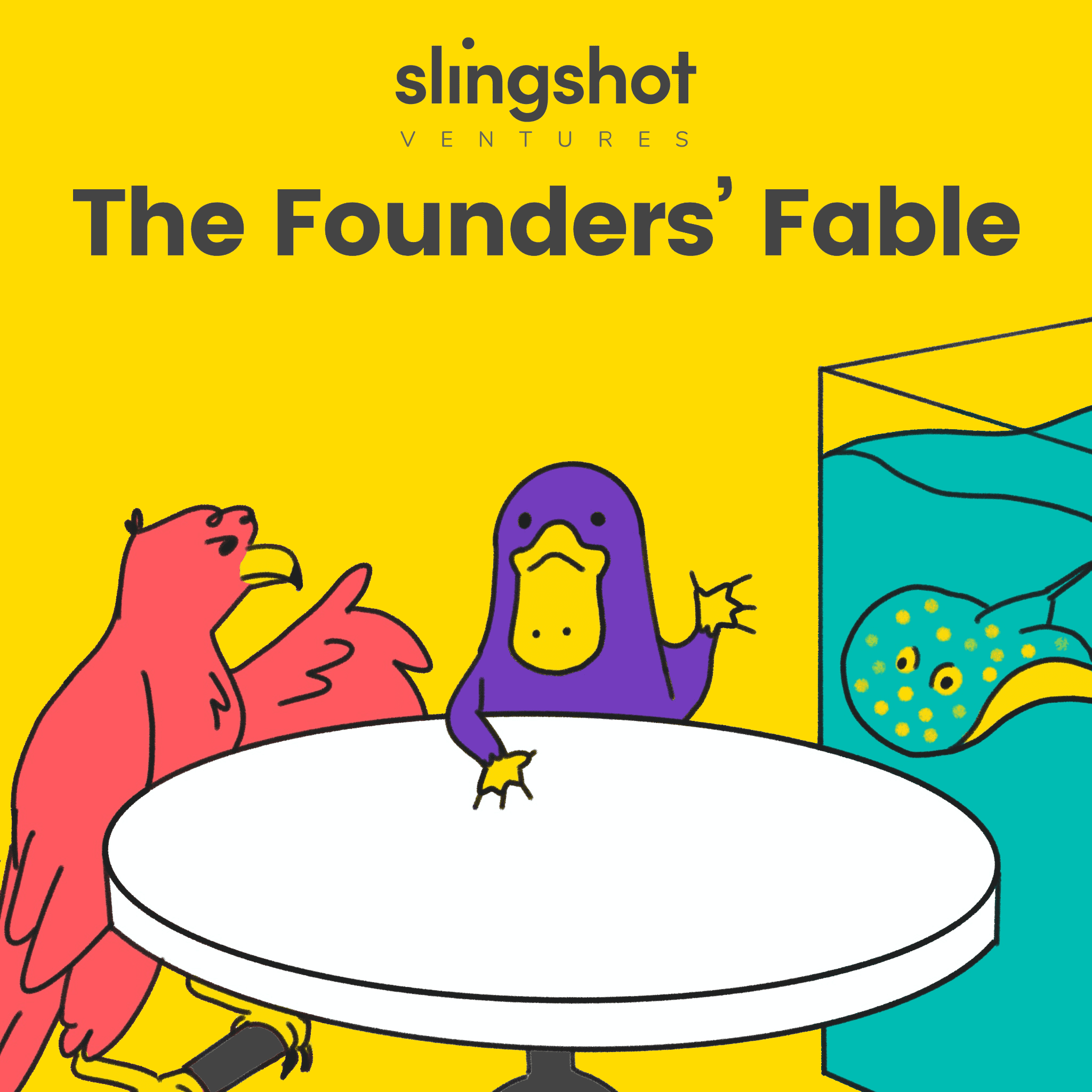 The Founder's Fable Podcast Release